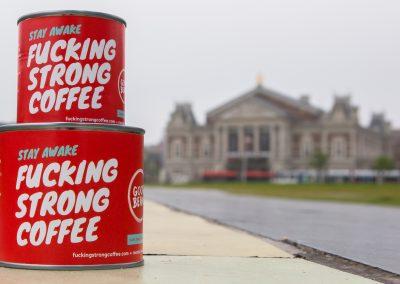 Kaffee aus Amsterdam