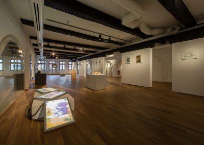 Ausstellung  KUNST-SZENE-ATELIER