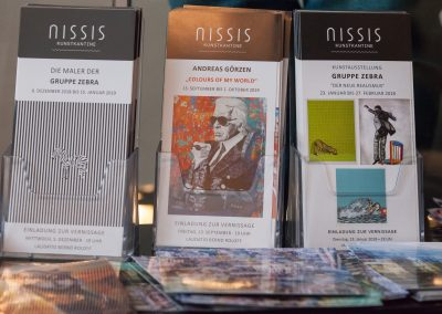 Vernissage Nissis Kunstkantine